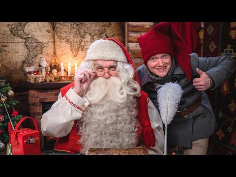 Elf Secrets - Santa Claus Elves in Lapland in Finland, Rovaniemi Santa Village