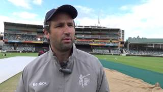 2015 WC IND vs WI: Exclusive talk with Pitch Curator - IANSINDIA