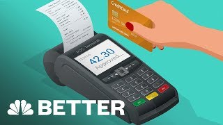 Cash Or Credit: How To Choose Between The Two? | Better | NBC News - NBCNEWS