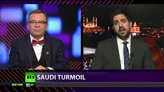 CrossTalk: Saudi Turmoil - RUSSIATODAY