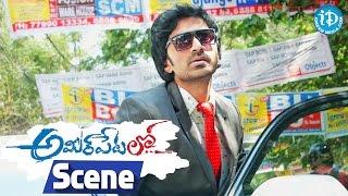 Ameerpet Lo Movie Scenes - Vivek Comedy Introduction || Srikanth || Ashwini Sri || Siva Sai Praneeth - IDREAMMOVIES