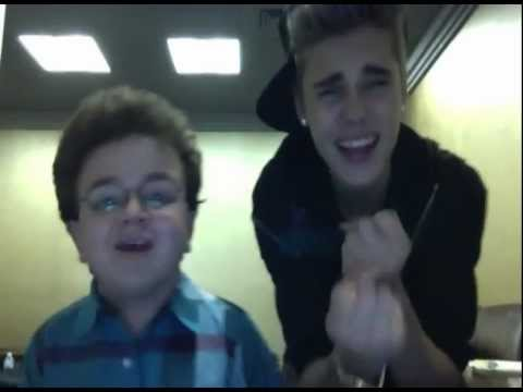 As Long As You Love Me | Beauty And A Beat MashUp (Keenan Cahill and Justin Bieber)