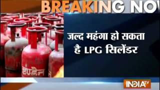 Arun Jaitley says LPG subsidy may soon go for the rich - INDIATV