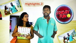 Mahesh Vitta SUPER COMEDY SCENES | Latest Telugu Comedy Videos 2018 | Friday Fun Highlights-3 - YOUTUBE