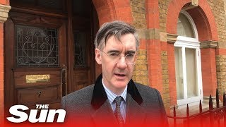 Jacob Rees-Mogg gives his verdict on Labour party split - THESUNNEWSPAPER