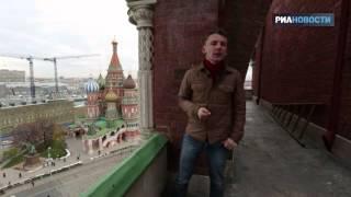 Рубиновым звездам 75 лет. Экскурсия по башням Кремля