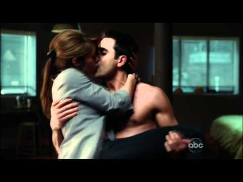 Rookie Blue 2x11 - Sam and Andy Hookup