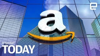 Amazon picks New York and Virginia for its new headquarters  | Engadget Today - ENGADGET