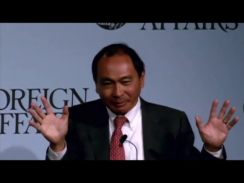 Foreign Affairs LIVE: The Future of History with Francis Fukuyama