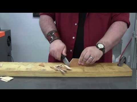 Benchmade 1000001 Volli Test and Demonstration