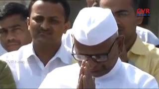 Anna Hazare Warns of Fast from January 30 if Lokpal Not Appointed | CVR NEWS - CVRNEWSOFFICIAL