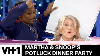 Watch the First 6 Minutes of Martha & Snoop's Potluck Dinner Party Season 2 Premiere - VH1
