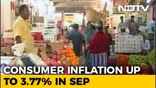 Retail Inflation Stays Below RBI Target For Second Month In A Row - NDTV