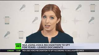 NSA can identify you just by hearing your voice – Snowden leak docs - RUSSIATODAY