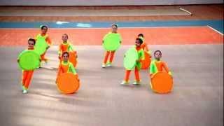 Танец Барбарики на городском конкурсе