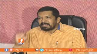 Posani Krishna Murali Press Meet |TRS Grand Victory In Telangana Assembly Election Results | iNews - INEWS