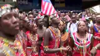 Obama Addresses Security, Gay Rights in Kenya - VOAVIDEO
