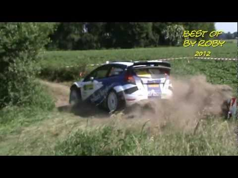 best of rally Belgium 2012 + CRASHES by Roby