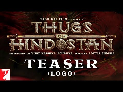 Thugs Of Hindostan - Teaser (Logo) | Amitabh Bachchan | Aamir Khan | Katrina Kaif | Fatima