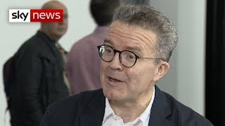 Tom Watson: MPs need a meaningful vote on a Brexit deal - SKYNEWS