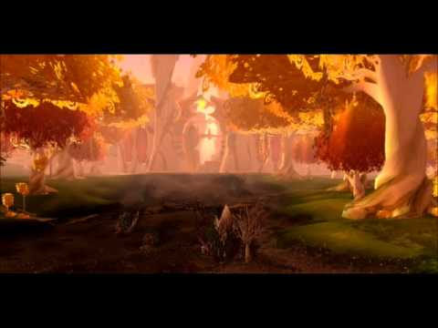 Blood Elf intro pre Patch 4.0.3a
