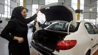 How a French Car Explains Doing Business in Iran | NYT News - THENEWYORKTIMES