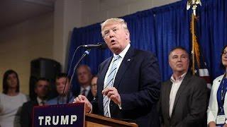 Trump Challenged on 'Pocahontas' Nickname for Warren - WSJDIGITALNETWORK