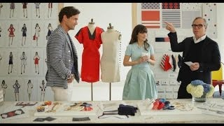 Zooey Deschanel Interview 2014: Actress and Tommy Hilfiger Make Fashion History - ABCNEWS