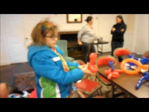 Fun Children's Balloon Workhop