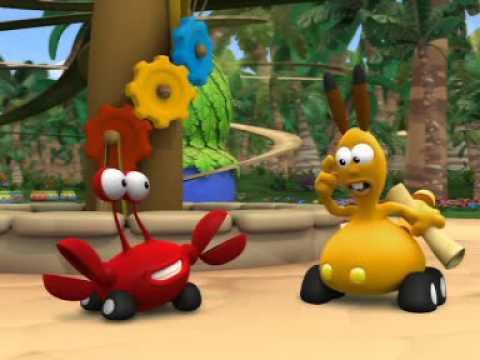 Przystanek dżungla - Poszukiwania skarbu. Oglądaj w Disney Junior!
