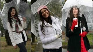 4 Different Rainy Day Outfit Ideas!!