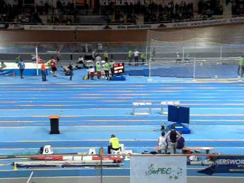 Giorgio Gravenbeek en Wouter Brus 60 meter