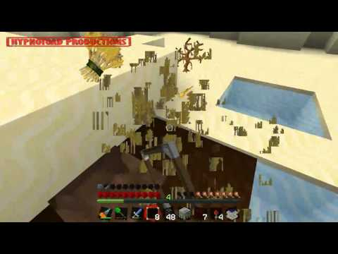 Minecraft: Industrial Revolution 3 - 25: Happy mathematicaly shaped gifting day