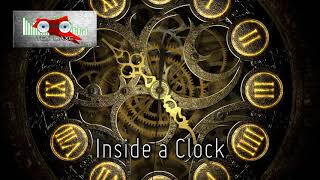 Royalty Free :Inside a Clock
