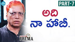 Director / Producer B Narsing Rao Interview Part #7 | Dialogue with Prema | Celebration Of Life - IDREAMMOVIES