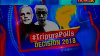 Crude bombs recovered in Dhaleswar,  Bombs recovered 500 m away from booth in Tripura - NEWSXLIVE