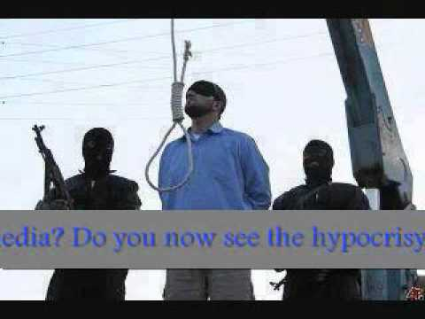 Overcome by Desperation Band (video clips Pastor hanged to death).wmv