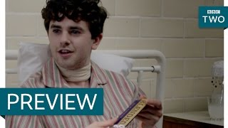 Kathy brings Victor some chocolate - Close to the Enemy: Episode 6 Preview - BBC Two - BBC