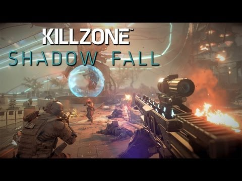 Killzone: Shadow Fall (PS4) First Gameplay [1080p] TRUE-HD QUALITY