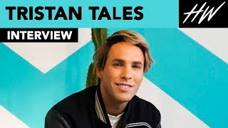 Tristan Tales Talks Tessa Brooks & Cheering On 'Brat'!! | Hollywire - HOLLYWIRETV