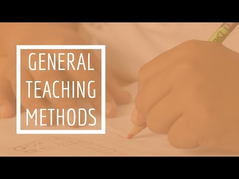 (NEW) General Teaching Methods - History - Brian Rinehart