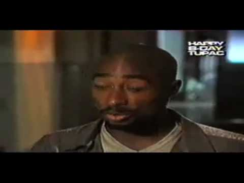Tupac s Wisdom Rare Interview Footage