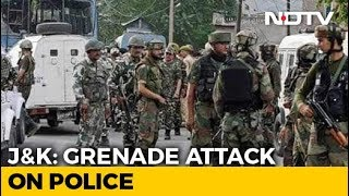 3 Policemen Injured In Grenade Attack In Jammu And Kashmir's Sopore - NDTV