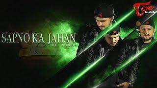 Arkane - Sapno Ka Jahan feat. arpit chourey | Official Music Video - TELUGUONE