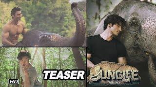 Junglee TEASER | Vidyut Jammwal as the 'josheela junglee' - IANSLIVE