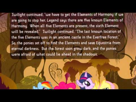 My Little Pony: Friendship is Magic książeczka z gift setu PL
