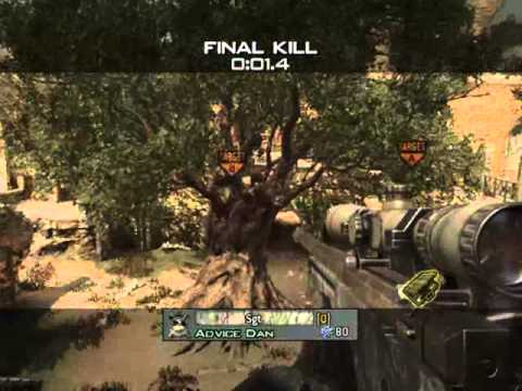 Advice Dan - MW3 Game Clip