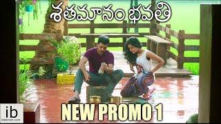 Shatamanam Bhavati new promo 1 - idlebrain.com - IDLEBRAINLIVE