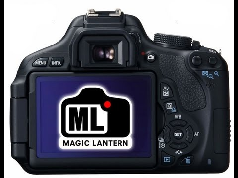 How To Install Magic Lantern Install 2012