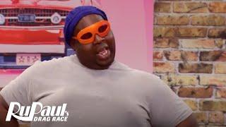 Reading is Fundamental Supercut (Pt. 1) | Library Challenge (Season 2-5) | RuPaul's Drag Race - VH1